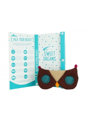 Sleeping mask OWL