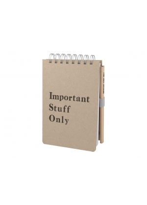 Notebook - Important stuff only