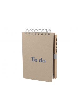 Notebook - To do