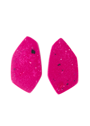 Marge Lillo Jewellery composite stone earrings